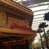 Photo taken at The Cheesecake Factory by 7amood on 1/19/2013