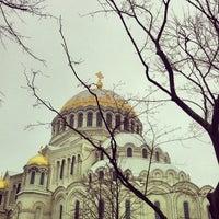 Снимок сделан в Кронштадт пользователем Светлячок М. 2/10/2013