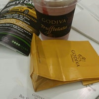 Photo taken at Godiva Chocolatier by WITLYN M. on 3/15/2016