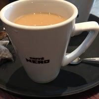 Photo taken at Caffè Nero by Nesih S. on 9/11/2016