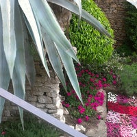 Photo taken at Antiga Caserna dels Alemanys by Manuel A. on 5/9/2013