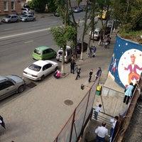 Photo taken at ост. Цирк by Ogurtsoff on 9/29/2013