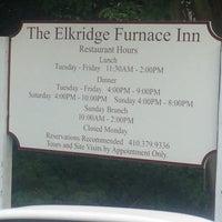 Photo taken at The Elkridge Furnace Inn by Kyanni F. on 7/31/2016
