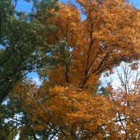 Photo taken at Sharon Woods Metro Park by Melissa H. on 10/20/2013