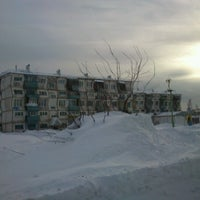 Photo taken at ПГТ Зеленогорский by Сергей С. on 1/17/2013