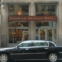 Photo taken at Chipotle Mexican Grill by Andrew S. on 3/21/2013