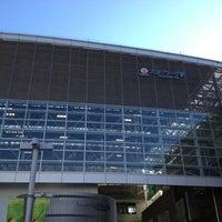 Photo taken at Tama-Plaza Terrace by Takae H. on 12/16/2012