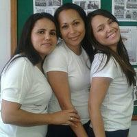 Photo taken at biblioteca Guararapes by Milena . on 12/12/2014