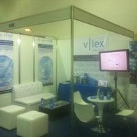 Photo taken at Centro Internacional de Convenciones by Antonio V. on 11/1/2012
