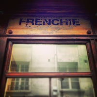 Photo taken at Frenchie by Anna T. on 3/10/2013