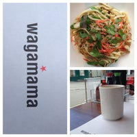 Photo taken at wagamama by Patricia -. on 5/16/2013