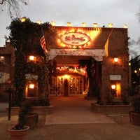 Photo taken at El Pinto Restaurant & Cantina by Celeste N. on 12/16/2012