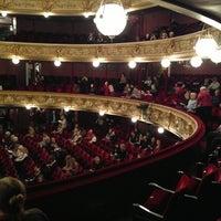 Photo taken at Det Kongelige Teater by Tine R. on 12/16/2012