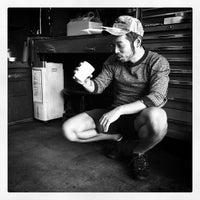 Photo taken at BORED WORK SHOP by Riki on 10/28/2014