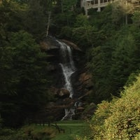Photo taken at Highlands Falls Country Club by Brooks M. on 9/5/2013