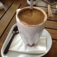 Photo taken at Kahve Dünyası by Wendy A. on 11/2/2012