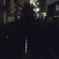Photo taken at 堀川 跡 by Klaudios P. on 7/9/2015