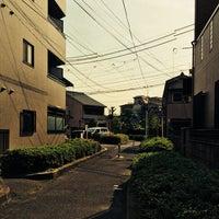 Photo taken at 堀川 跡 by Klaudios P. on 4/27/2014