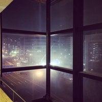 Photo taken at APA Hotel Yokohama Tsurumi by Klaudios P. on 1/29/2015