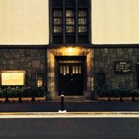 Photo taken at 日本基督教団 芝教会 by Klaudios P. on 9/13/2014
