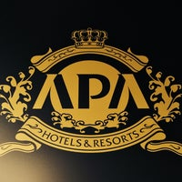 Photo taken at APA Hotel Yokohama Tsurumi by Klaudios P. on 1/30/2015