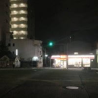 Photo taken at 堀川仏光寺 交差点 by Klaudios P. on 9/3/2013