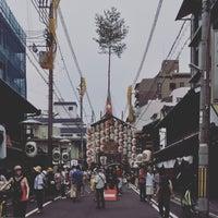 Photo taken at 北観音山 by Klaudios P. on 7/23/2017