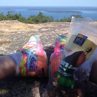 Photo taken at Dorr Mountain by Nata S. on 9/6/2015
