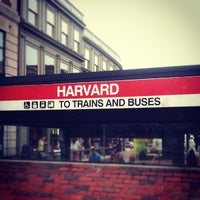 Photo taken at MBTA Harvard Station by Abrar T. on 9/22/2012