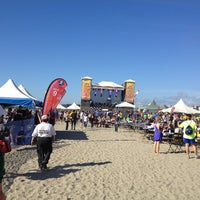 Photo taken at Hood To Coast FINISH LINE by Reggie W. on 8/25/2013