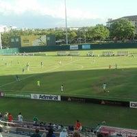 Photo taken at Al Lang Stadium by Tim H. on 5/29/2013