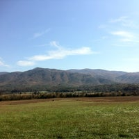 Photo taken at Cades Cove by Spritzer on 10/22/2012