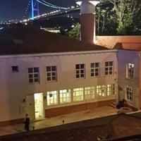 Photo taken at Kuruçeşme Camii by Fatih S. on 5/11/2015