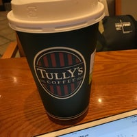 Photo taken at Tully's Coffee by Jun H. on 11/7/2016