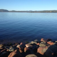 Photo taken at Fjären by Maj-Britt B. on 10/11/2015