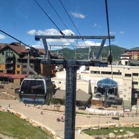 Photo taken at Gondola by Andy C. on 6/25/2013