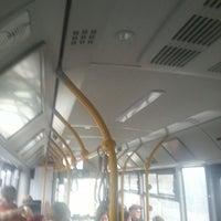 Photo taken at 820 Bus Line Tg - Katowice by Dominik D. on 3/9/2013