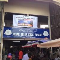 Photo taken at Pasar Payang by Safuan dan S. on 6/1/2013