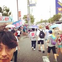 Photo taken at 牛久市 by Shinobu S. on 7/27/2014