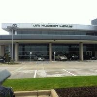 ... Photo Taken At Jim Hudson Lexus By T S. On 12/25/2012 ...