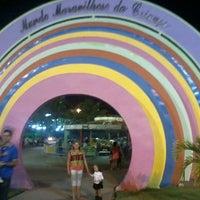 Photo taken at Mundo Maravilhoso da Criança by Rosita A. on 5/5/2013
