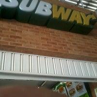 Photo taken at Subway by Rosita A. on 2/5/2013