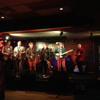 Photo taken at Johnny D's Uptown Restaurant & Music Club by Casey Jo W. on 3/17/2013