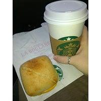 Photo taken at Starbucks by Jessica R. on 2/1/2014