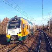 Photo taken at H Adlergestell / Vetschauer Allee by T N. on 1/5/2014