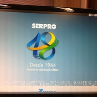 Photo taken at Serpro Regional by Flávio C. on 4/23/2013