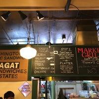 Photo taken at Market Grill by Jenn P. on 3/25/2018