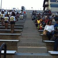 Photo taken at Cramton Bowl by Julie B. on 7/19/2013
