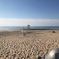 Photo taken at Indian Wells Beach by Konrad K. on 8/9/2017