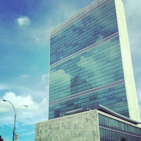 Photo taken at United Nations by Konrad K. on 7/2/2013